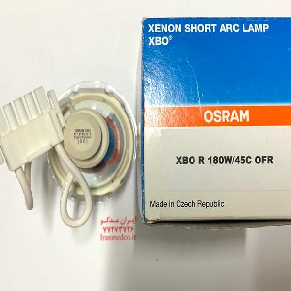 لامپ زنون تجهیزات پزشکی